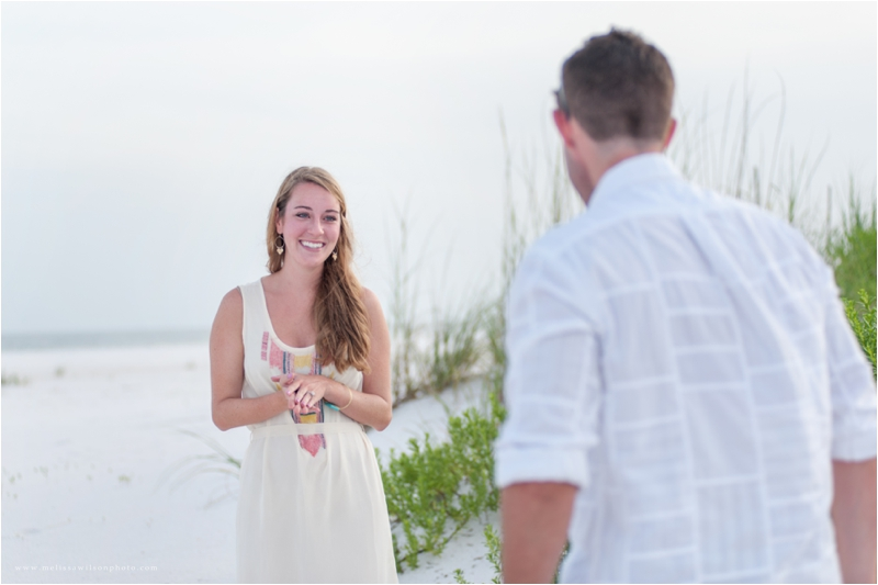 beach proposal surprise pensacola fort pickens love engagement_0007