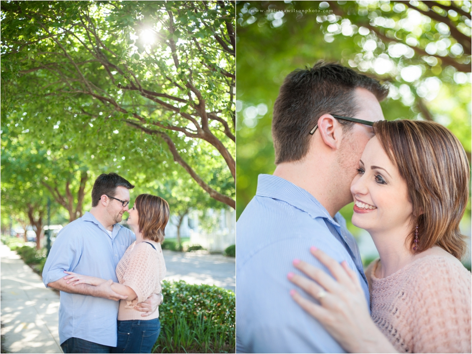 engagement downtown pensacola field sunflare love melissa wilson photography1
