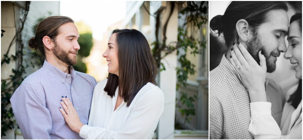 Jaimee + Norman | Downtown Pensacola Engagement Photographer