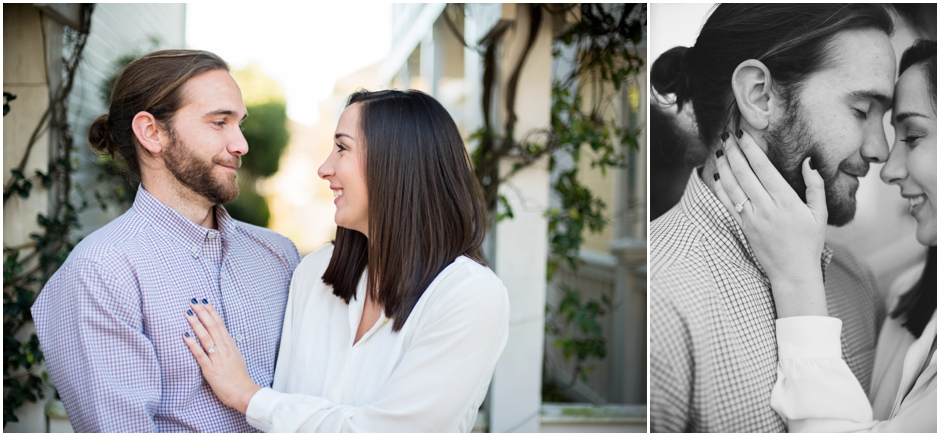 Jaimee + Norman | Downtown Pensacola Engagement Photographer