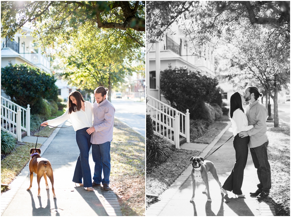 downtown historic pensacola engagement session palafox_0004
