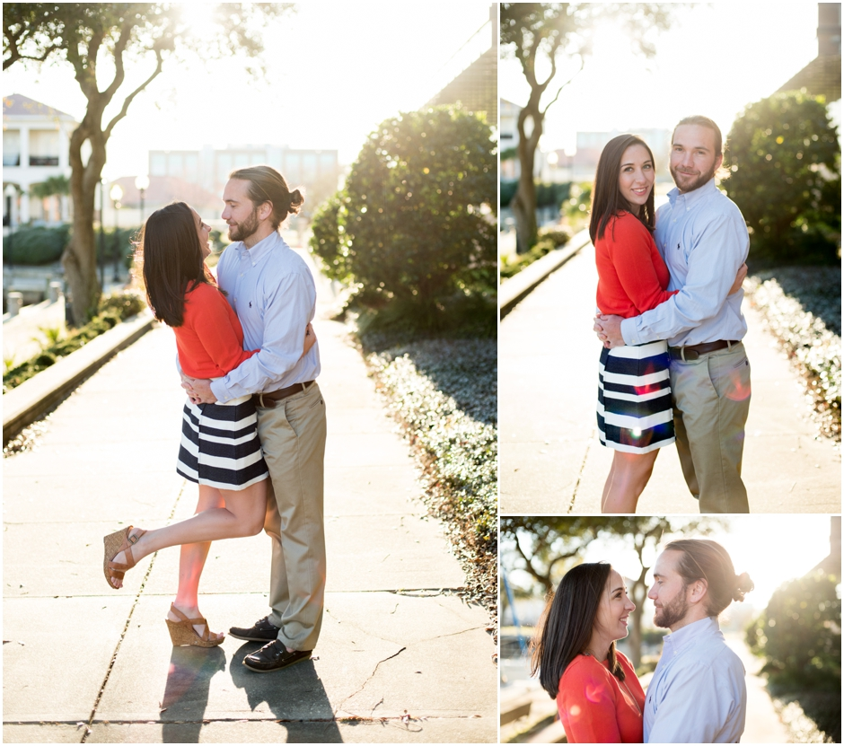 downtown historic pensacola engagement session palafox_0008