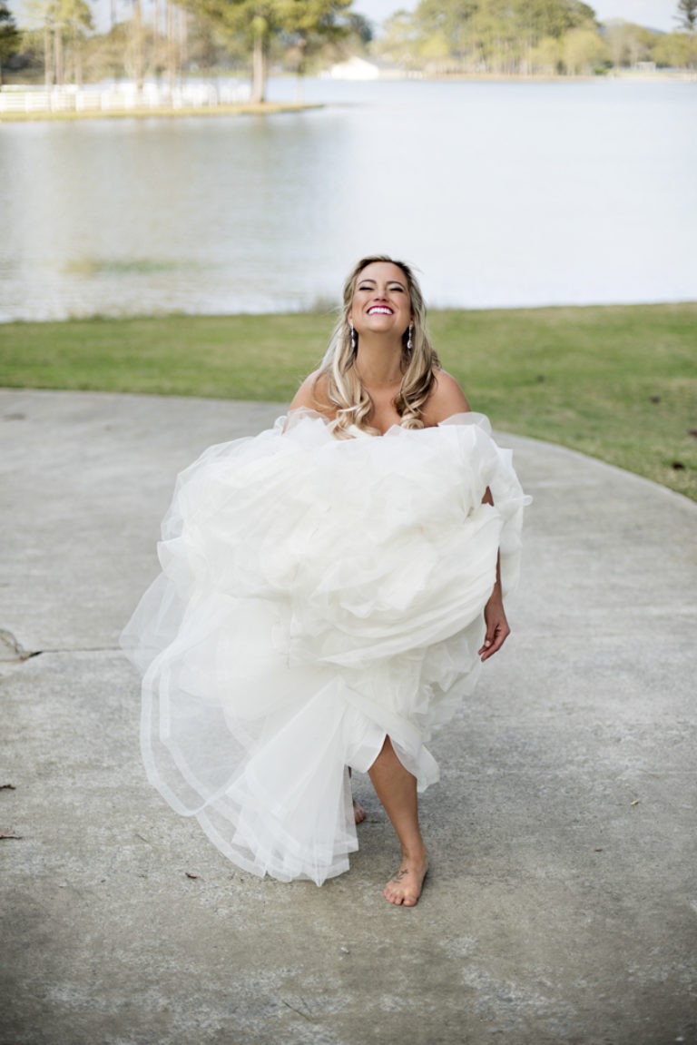 Miranda bridal walk