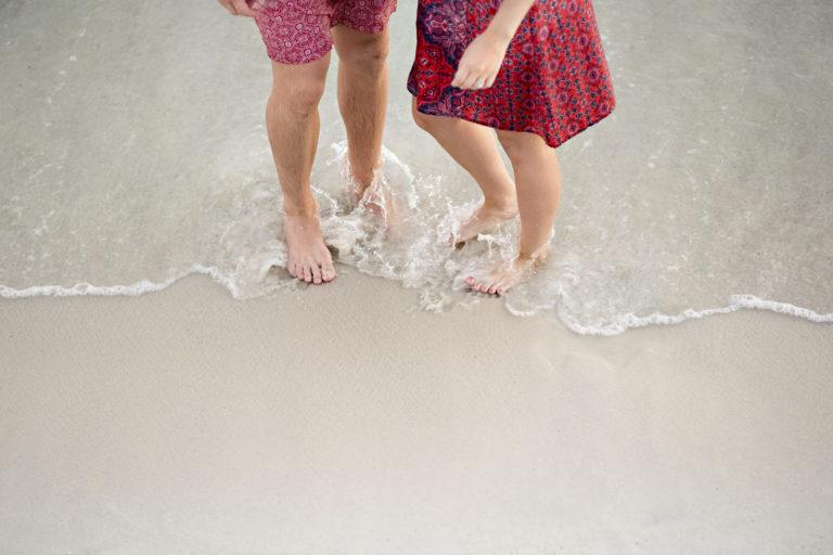 beachwavesfeet
