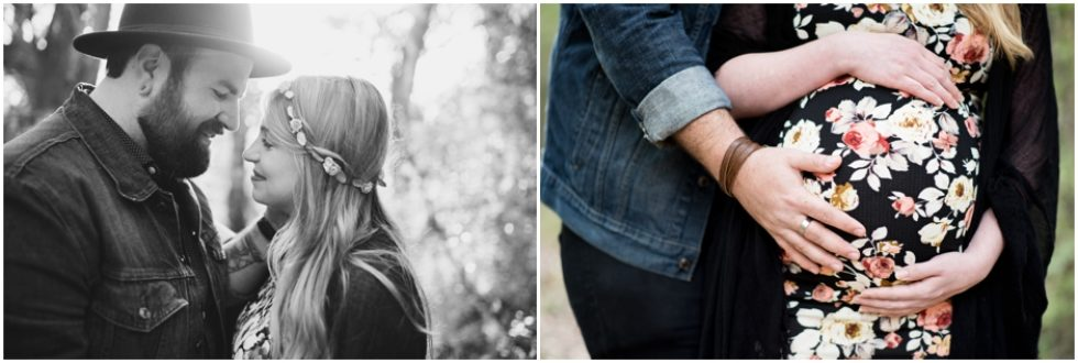 Rachel + Tim | Gulf Breeze Maternity Photographer