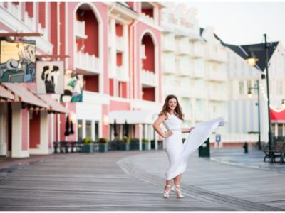 Kelly's Disney Bridal Session | Orlando Wedding Photographer