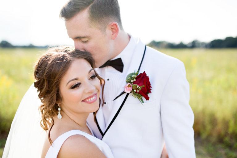 Kelly and Alan Wedding Field Jay Florida