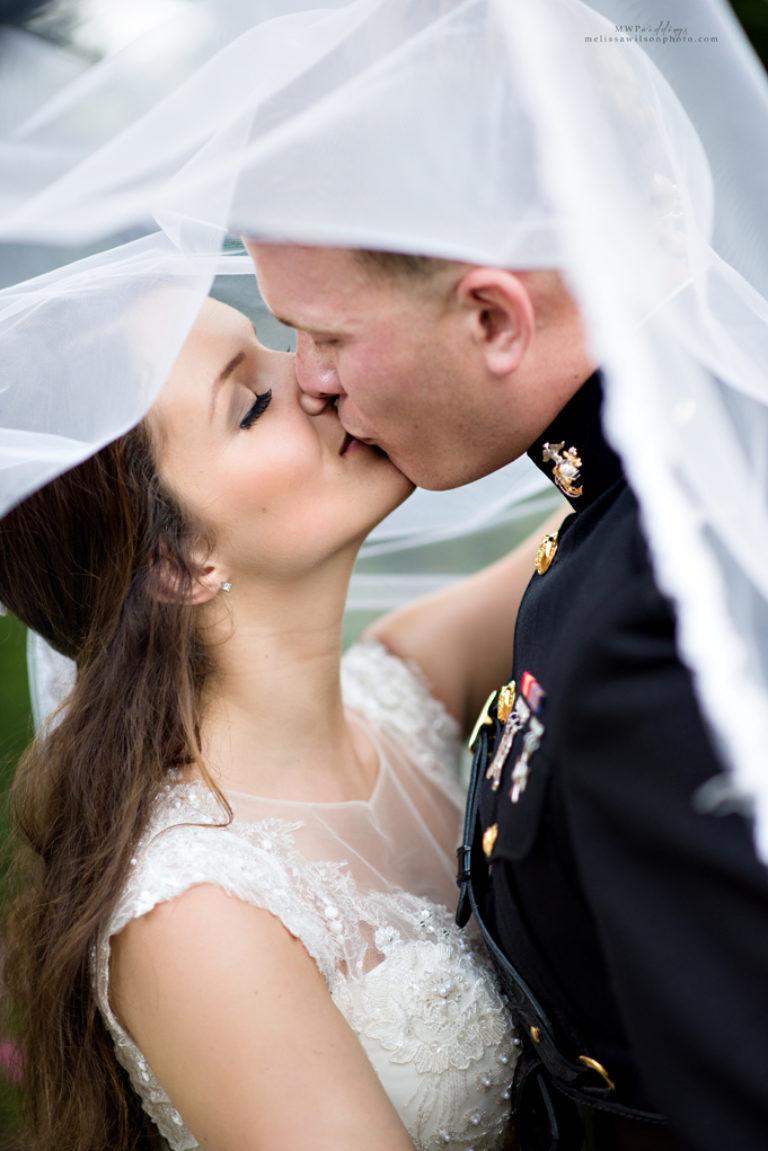North Carolina Wedding Separk Mansion Bride Groom