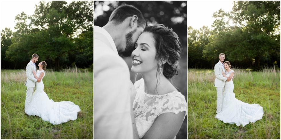 Emilee + John | Live Oak Plantation Wedding Session | Pensacola FL