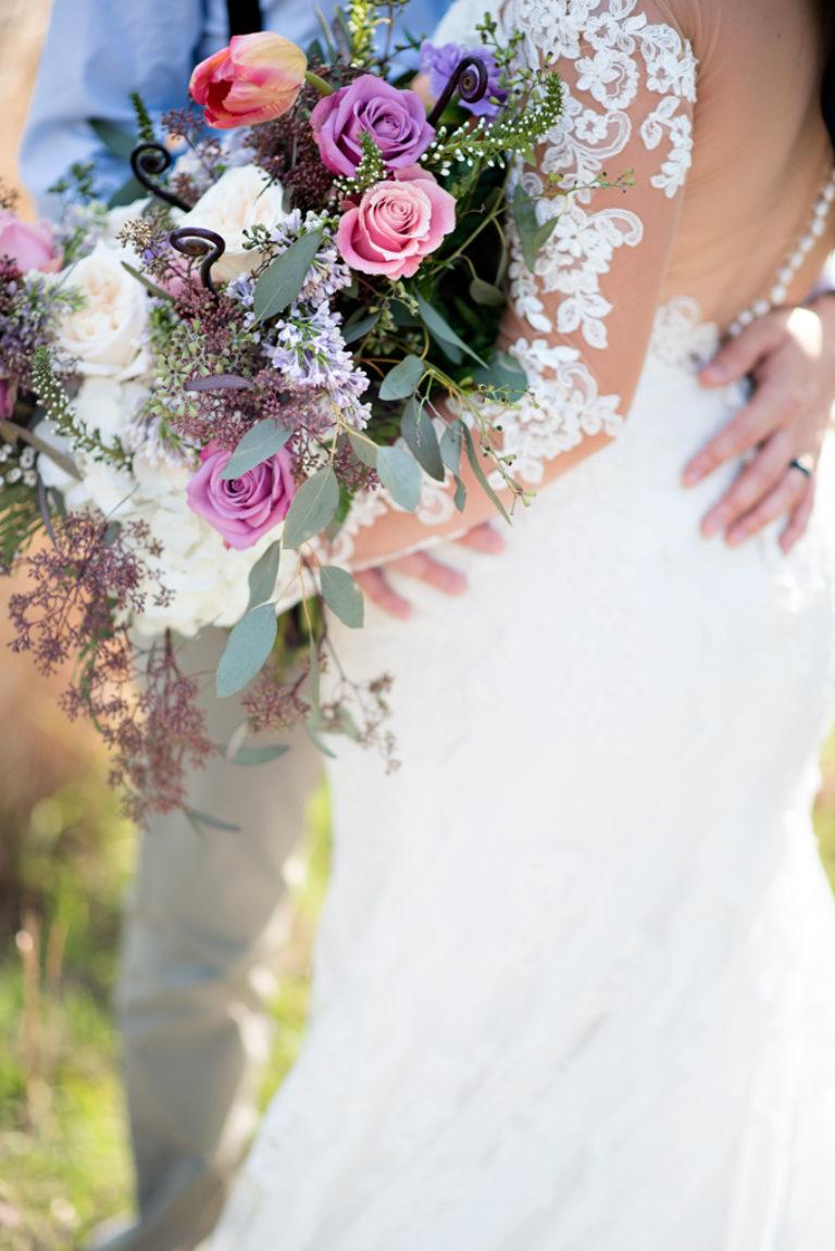 Live Oak Plantation Wedding Pensacola Florida Supposey Bouquet