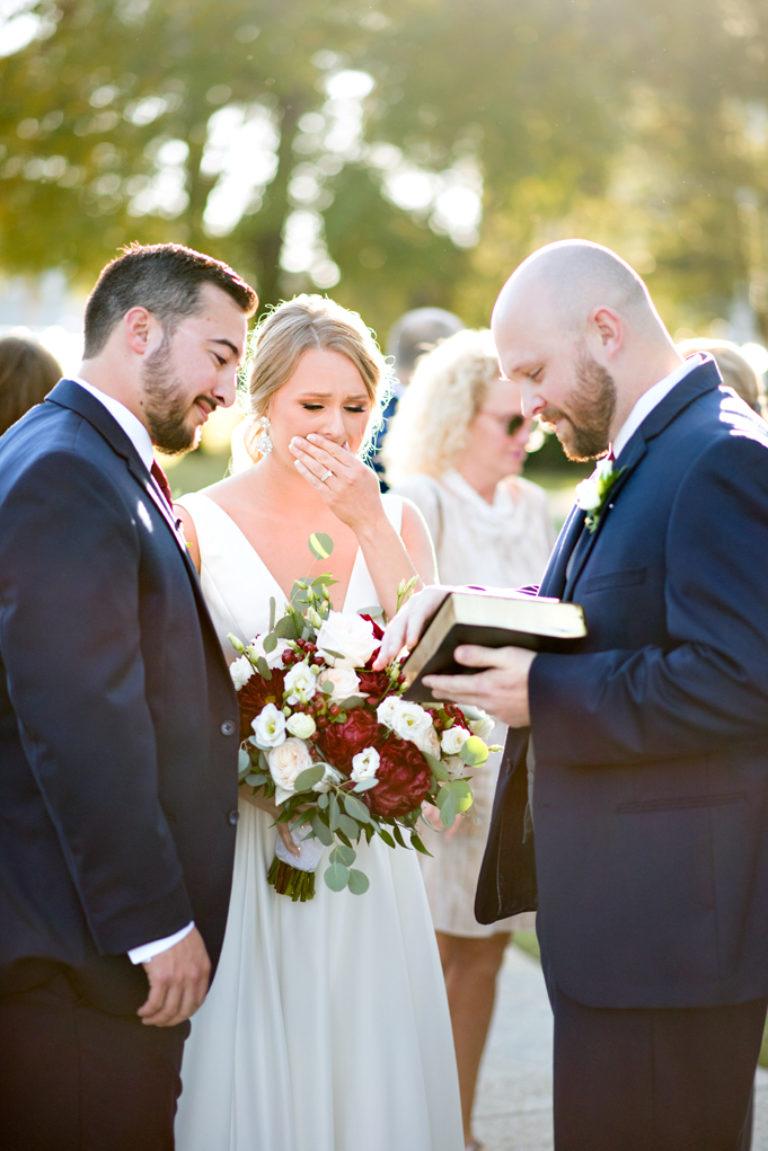 Heron Point Orange Beach The Wharf Alabama Wedding Ceremony