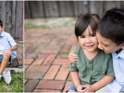 The Corlette Family | Downtown Pensacola Florida Photographer