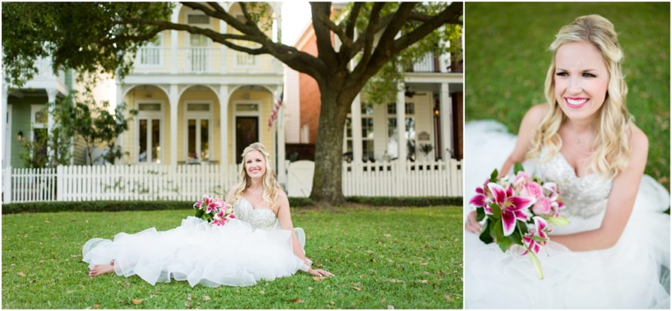 Braea | Downtown Pensacola Bridal Session