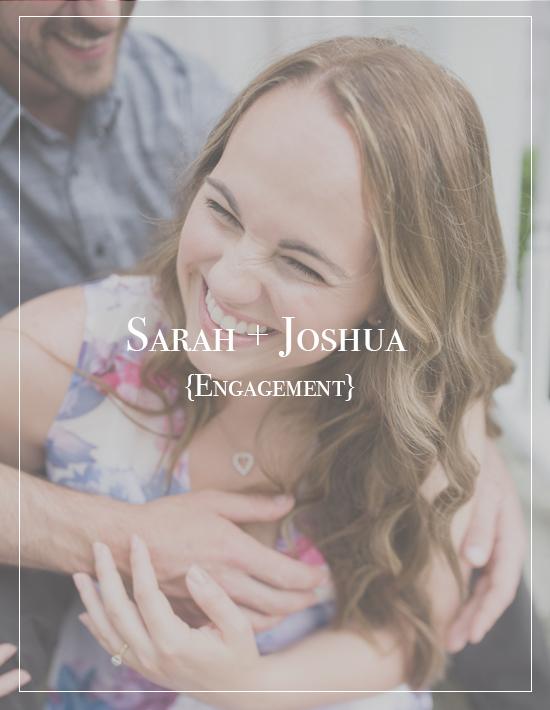 Historic Downtown Pensacola Florida Engagement | Sarah + Joshua