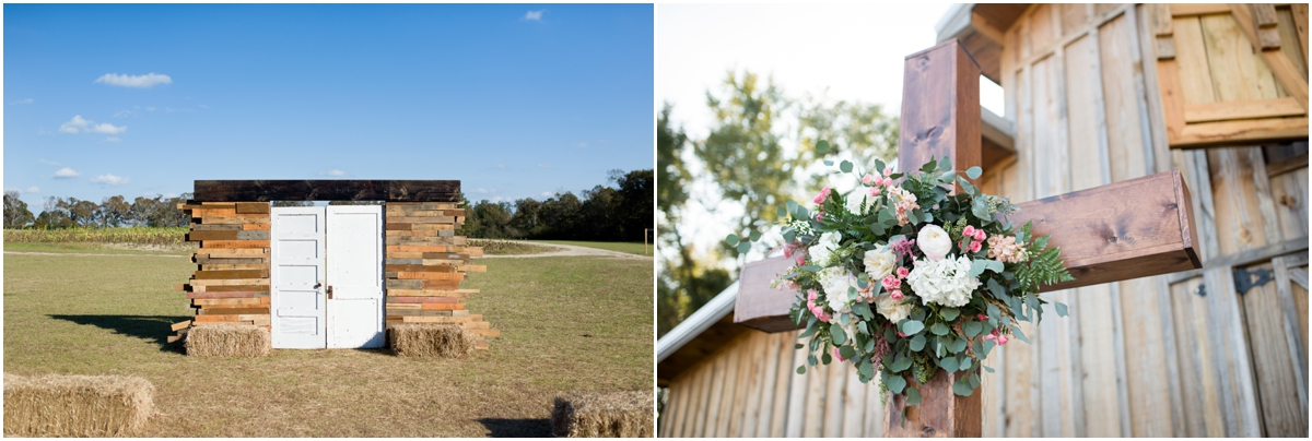 Holland Farms Barn Wedding Jay Florida Photographer