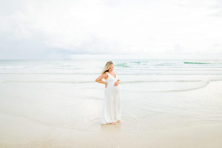 Perryn beach maternity