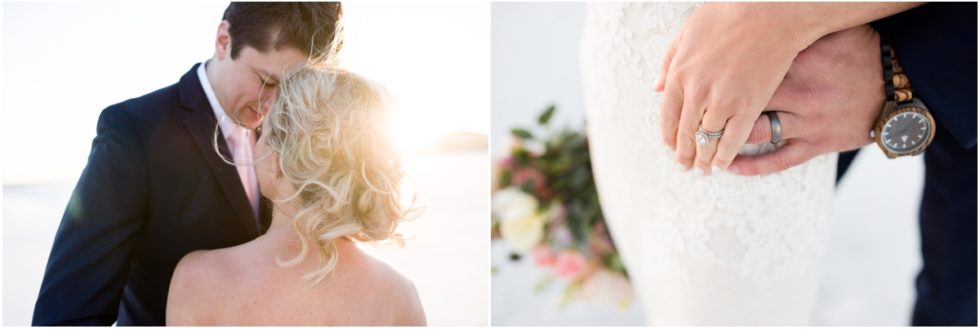 Maureen + Josh | Pensacola Beach Wedding