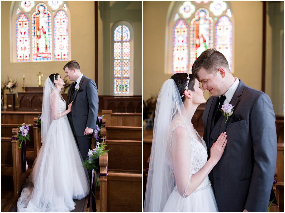 Downtown Pensacola Old Christ Church Palafox House Wedding