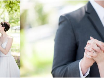Abby + Tim | Downtown Pensacola Florida Wedding