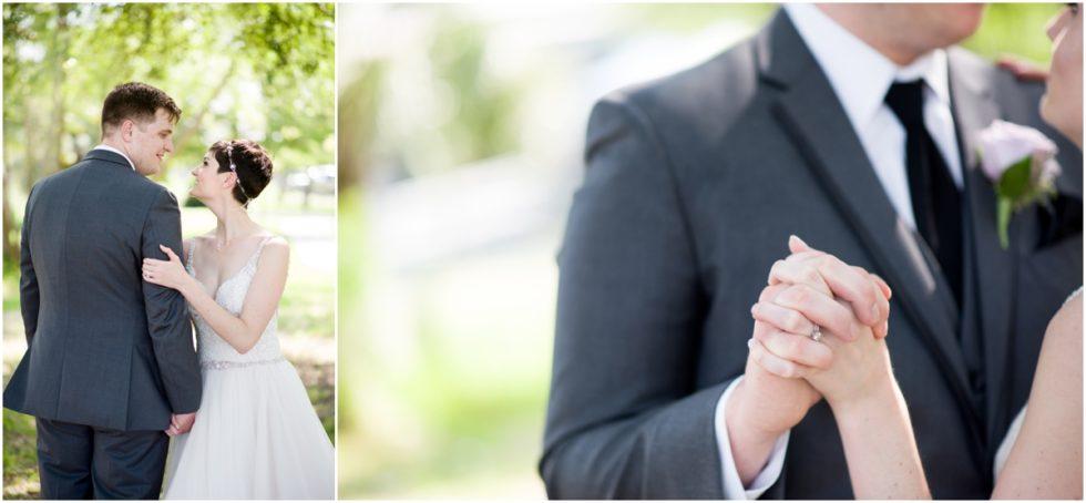 Abby + Tim | Downtown Pensacola Florida Wedding