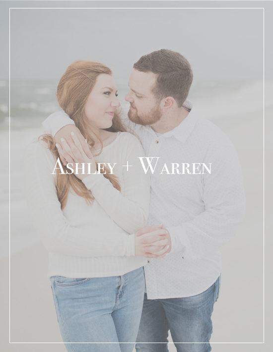 Pensacola Beach Sunrise Engagement Session | Ashley + Warren