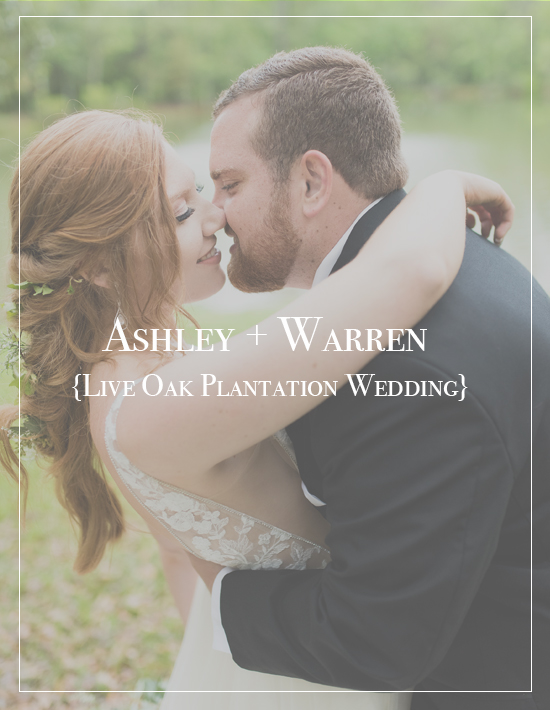 Live Oak Plantation Southern Pensacola Florida Wedding | Ashley + Warren
