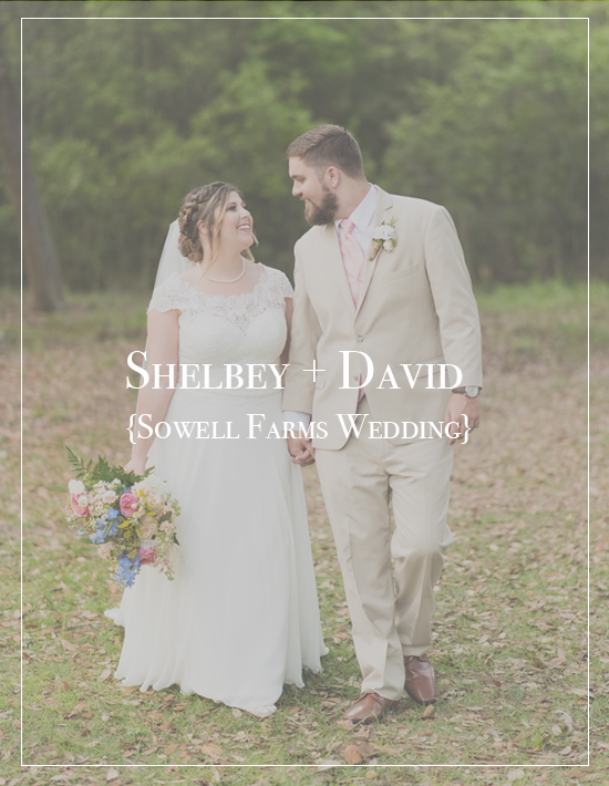 Sowell Farms Milton Florida Barn Wedding | Shelbey + David