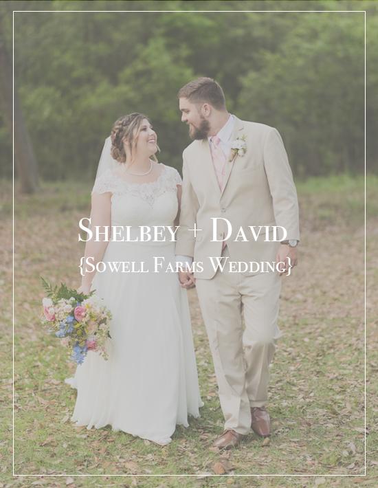 Sowell Farms Milton Florida Barn Wedding | Shelbey + David