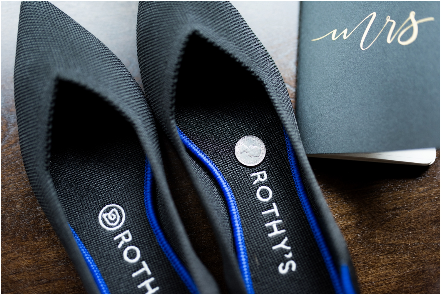 Coldwater Gardens woodsy wedding milton florida photographer details rothys shoes