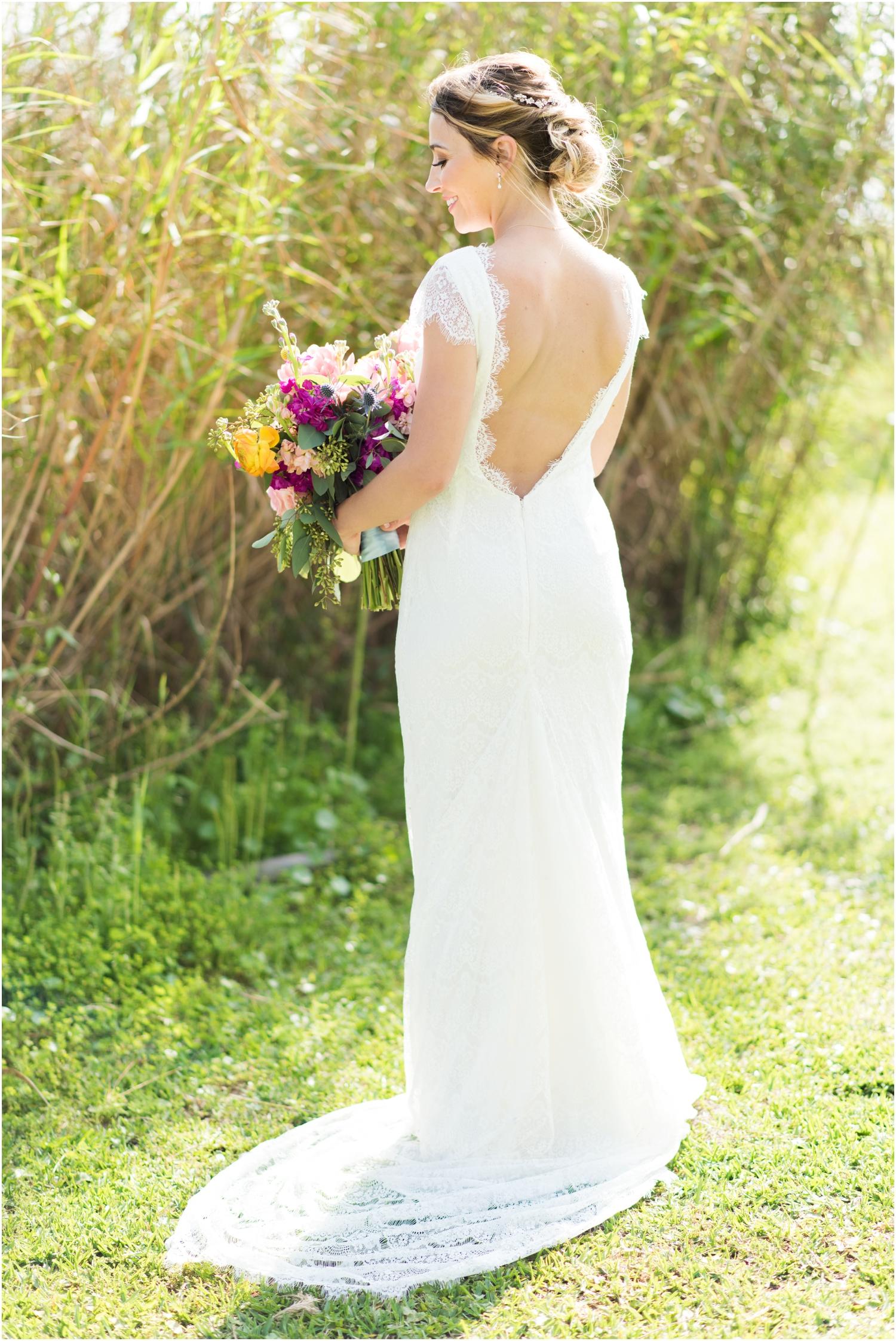 Gulf Shores Orange Beach Alabama Family Home on the Water Wedding Photographer bride groom