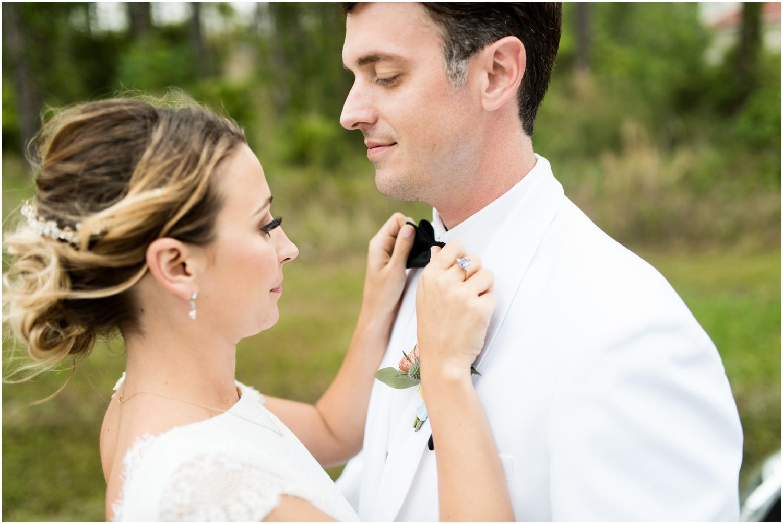 Gulf Shores Orange Beach Alabama Family Home on the Water Wedding Photographer Bride Groom Portraits