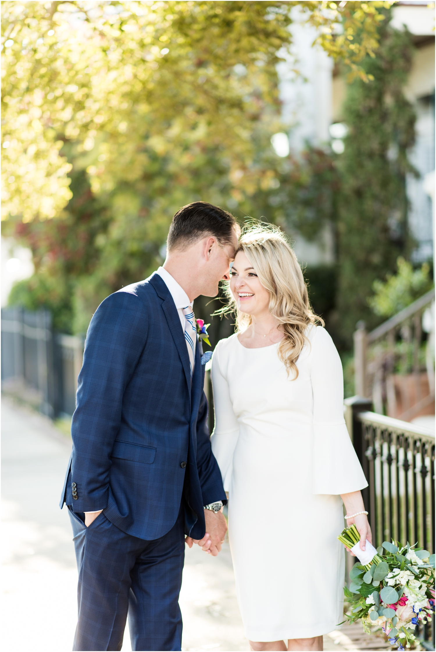 Historic Downtown Pensacola Fort Pickens Beach Elopement Wedding Photographer