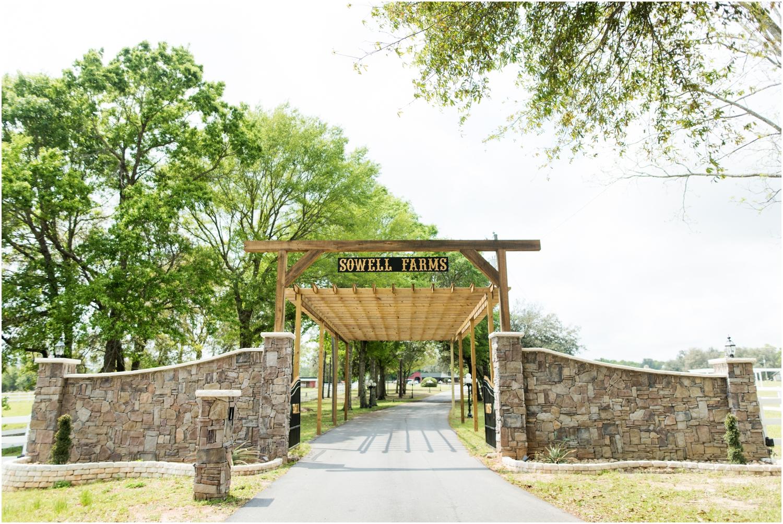 Sowell Farms Milton Florida Rustic Woodsy Barn Wedding Photographer
