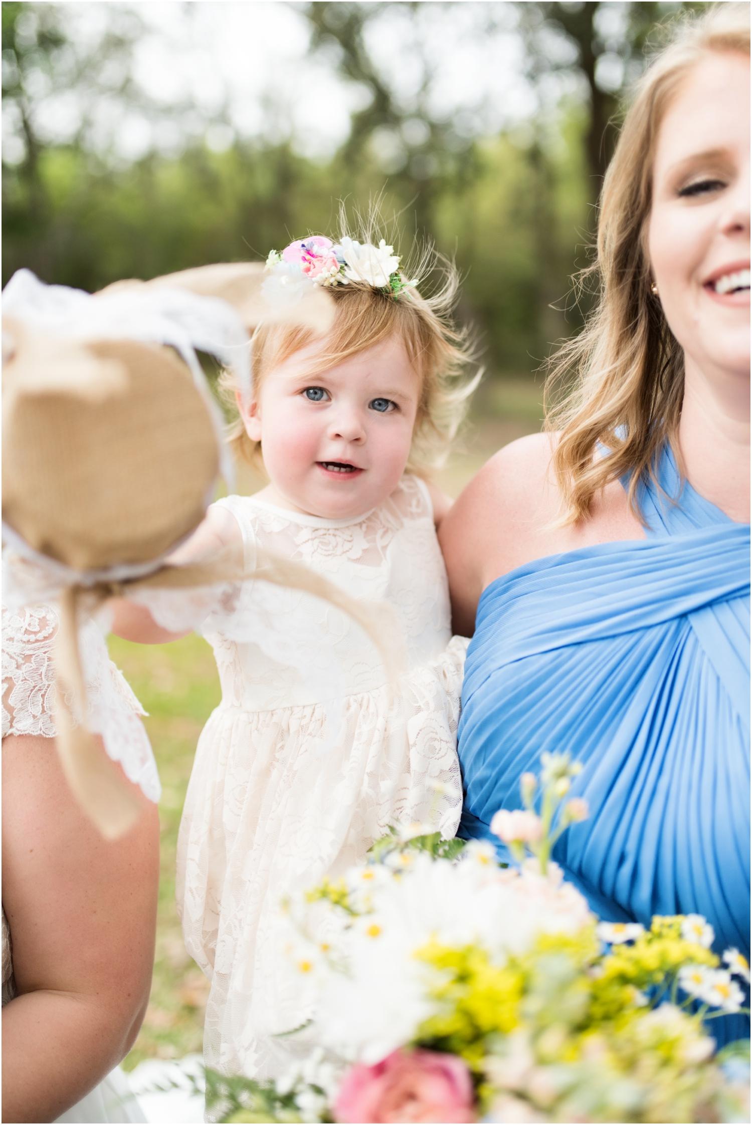 Sowell Farms Milton Florida Rustic Woodsy Barn Wedding Photographer bridesmaids bride bridal party