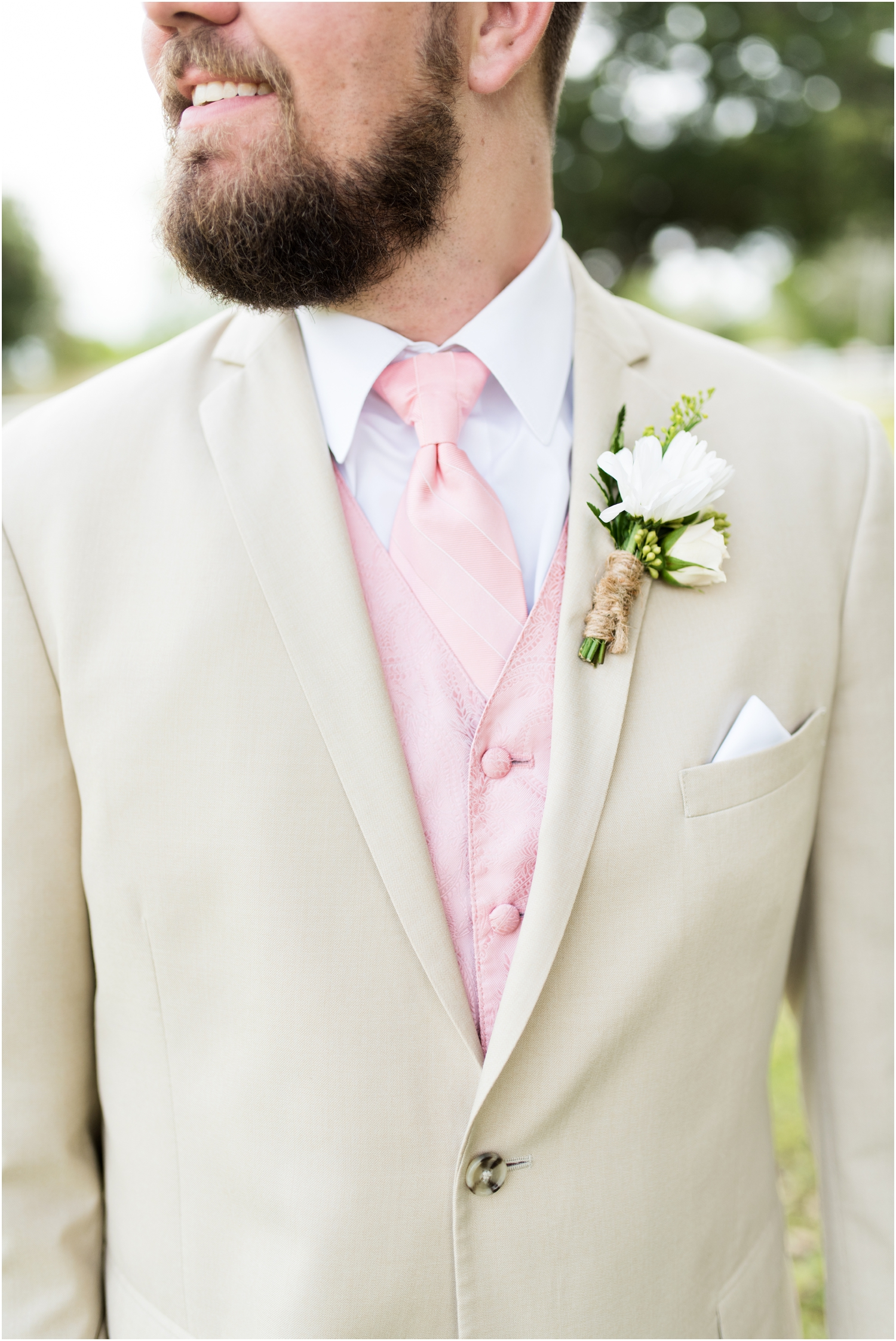 Sowell Farms Milton Florida Rustic Woodsy Barn Wedding Photographer groom getting ready