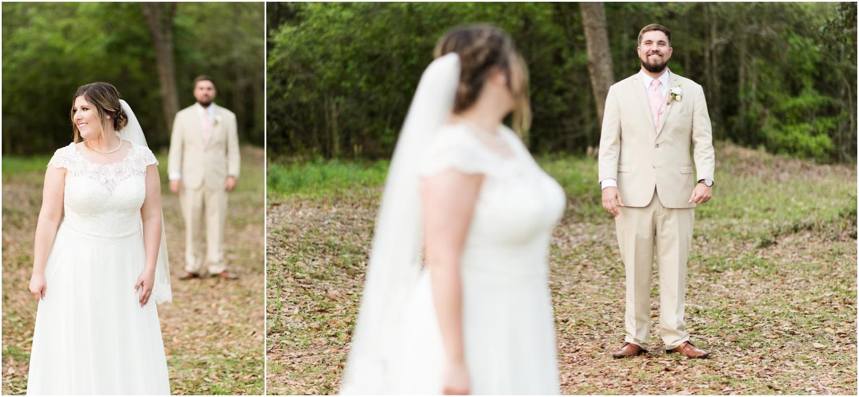 Sowell Farms Milton Florida Rustic Woodsy Barn Wedding Photographer bride groom portraits