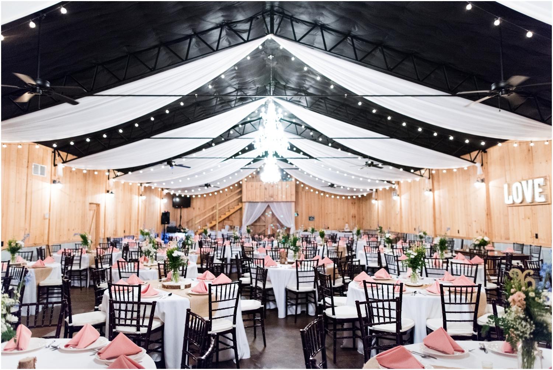 Sowell Farms Milton Florida Rustic Woodsy Barn Wedding Photographer reception barn details