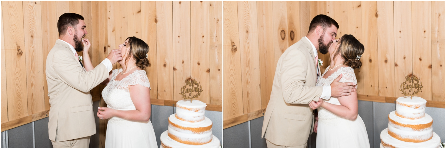 Sowell Farms Milton Florida Rustic Woodsy Barn Wedding Photographer reception barn