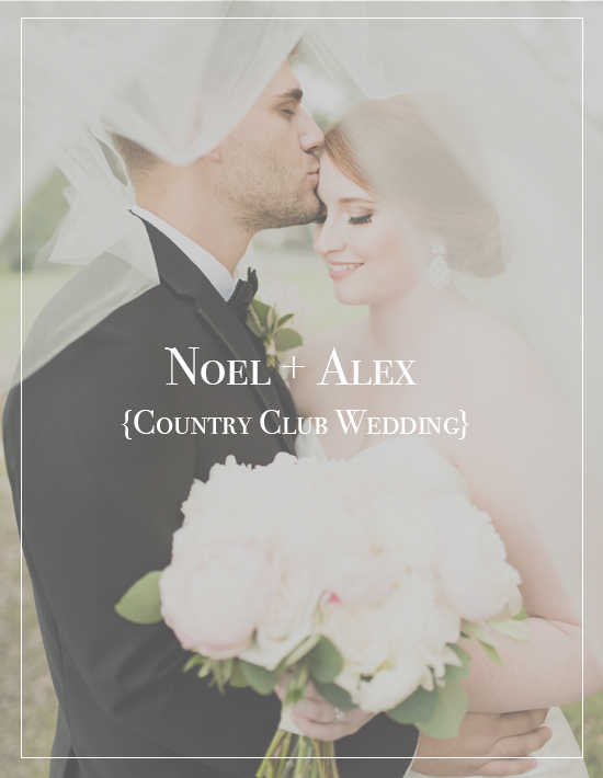 Noel + Alex's Pensacola Country Club Wedding | St Paul Catholic Church