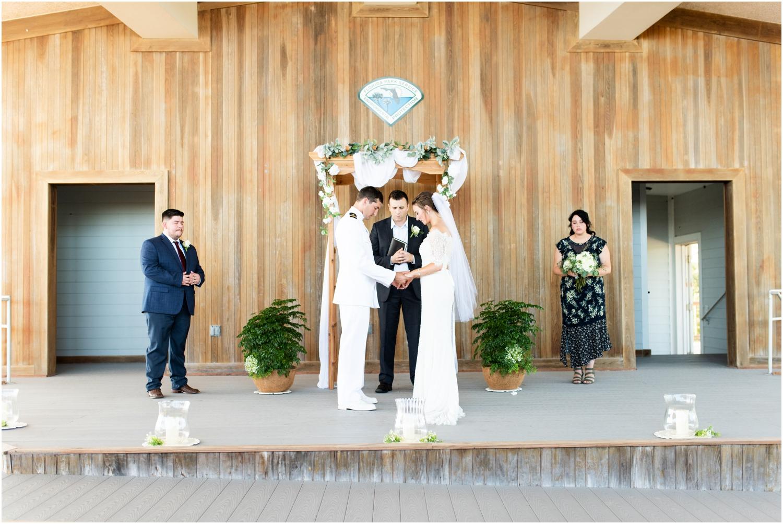 Big Lagoon Park Woodsy Wedding Photographer