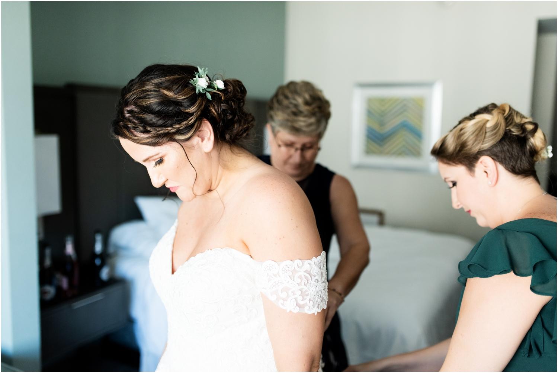 Downtown Pensacola Florida Maritime Park Palafox House Wedding Photographer