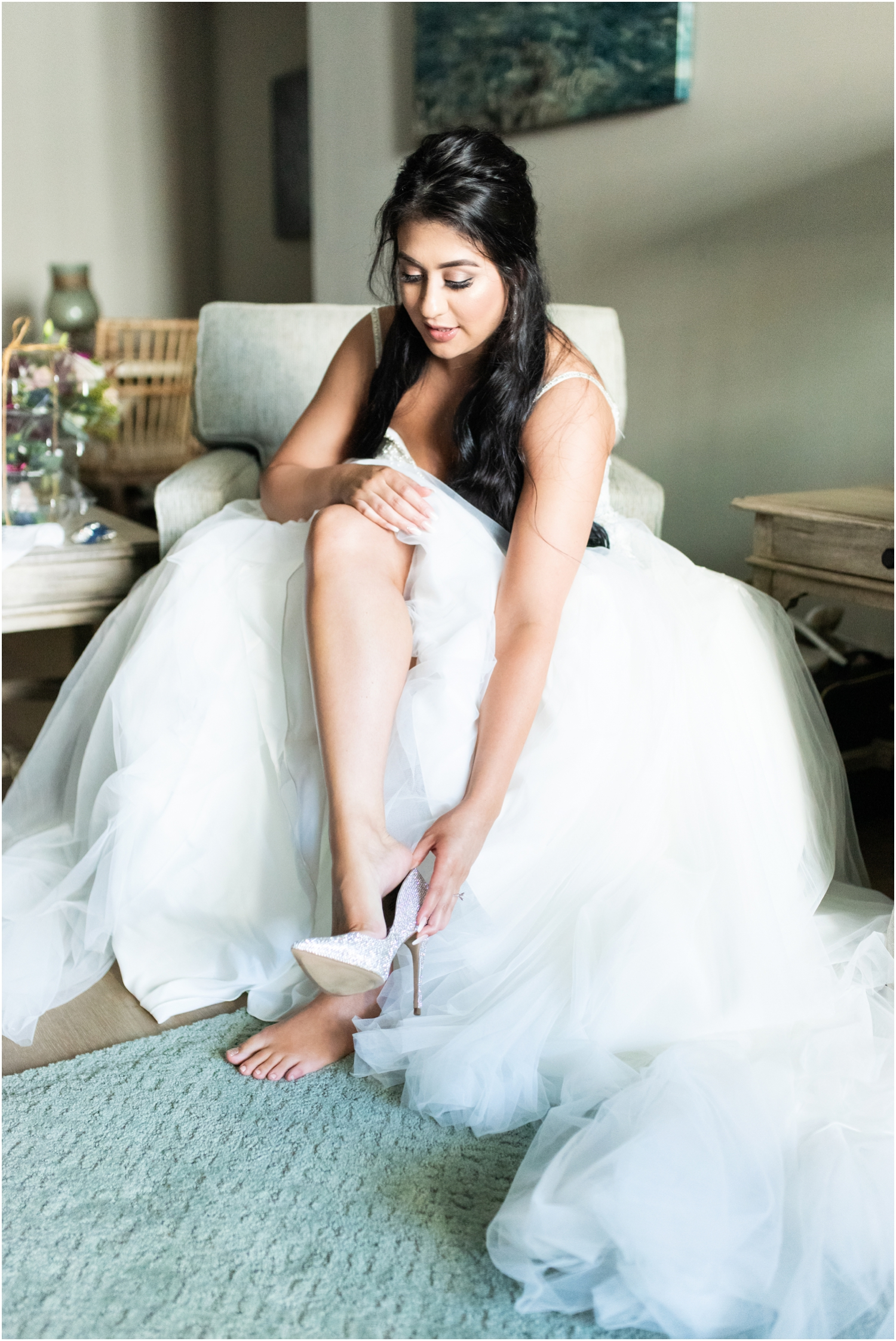 Henderson Beach Resort Inn Destin Florida Wedding Photographer Getting Ready