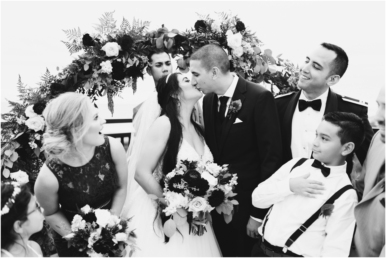 Henderson Beach Resort Inn Destin Florida Wedding Photographer bridal party