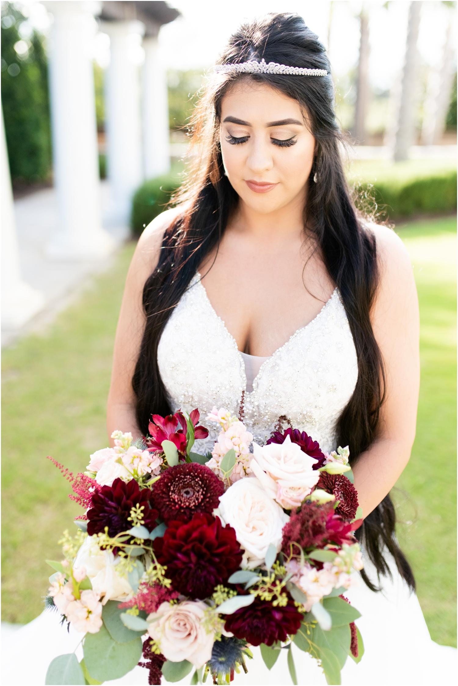Henderson Beach Resort Inn Destin Florida Wedding Photographer Bridal Portrait