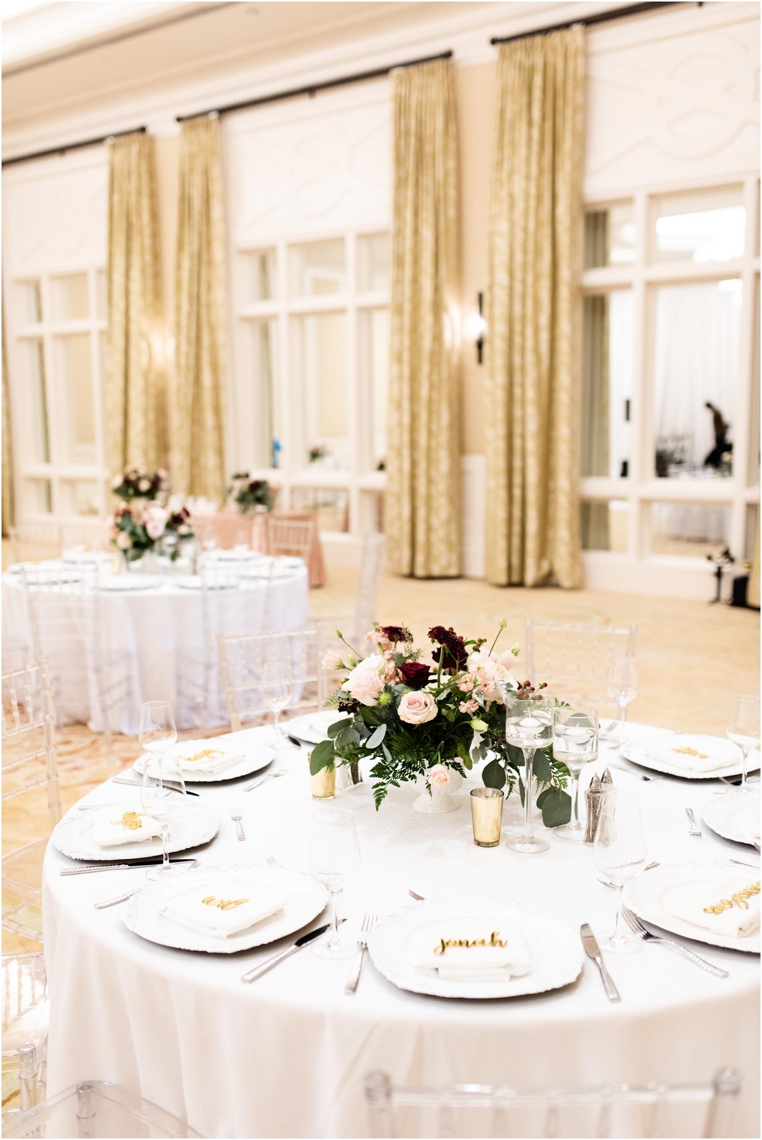 Henderson Beach Resort Inn Destin Florida Wedding Photographer Ballroom Reception Details
