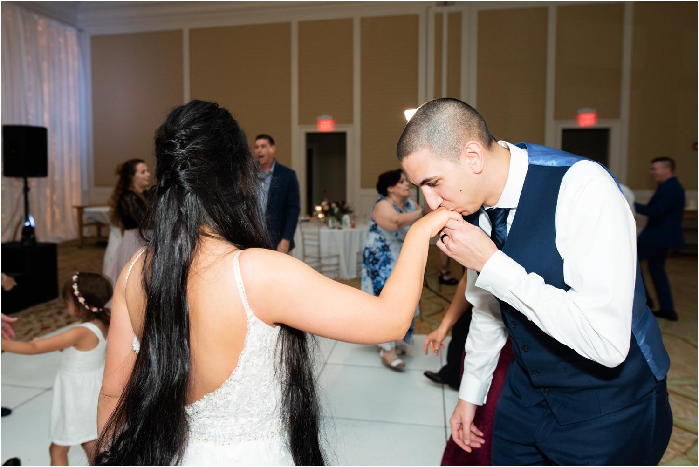 Henderson Beach Resort Inn Destin Florida Wedding Photographer Ballroom Reception