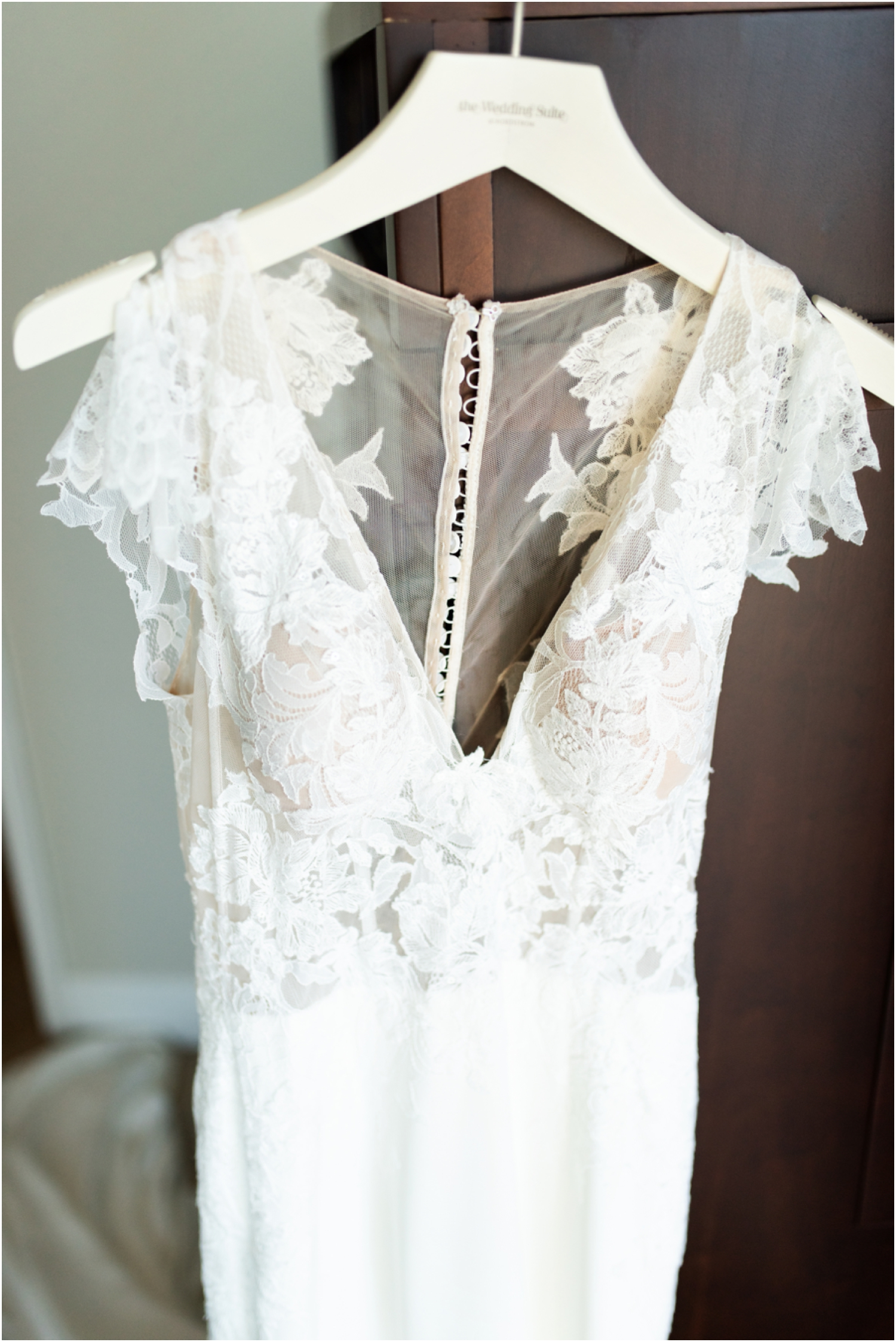 Portofino Island Resort Pensacola Beach Wedding Photographer dresses wedding gown details
