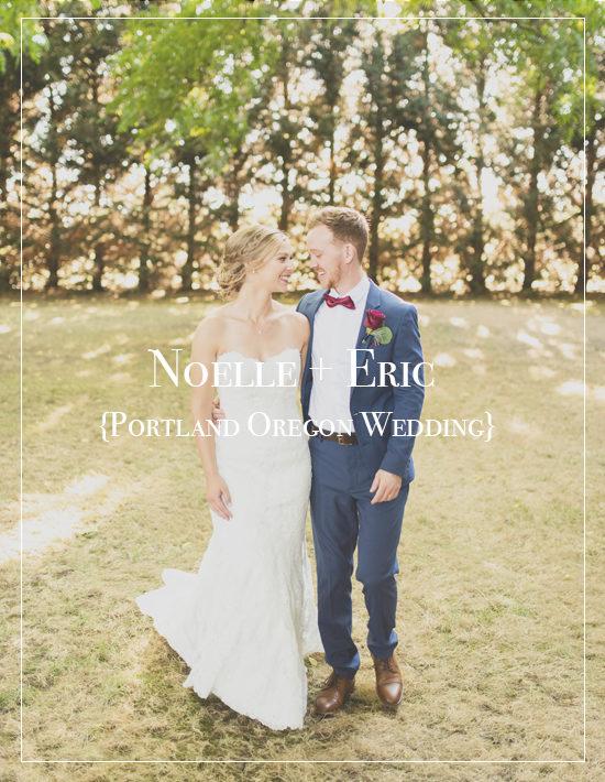 Portland Oregon Wedding at Yellow Gold Farm | Noelle + Eric